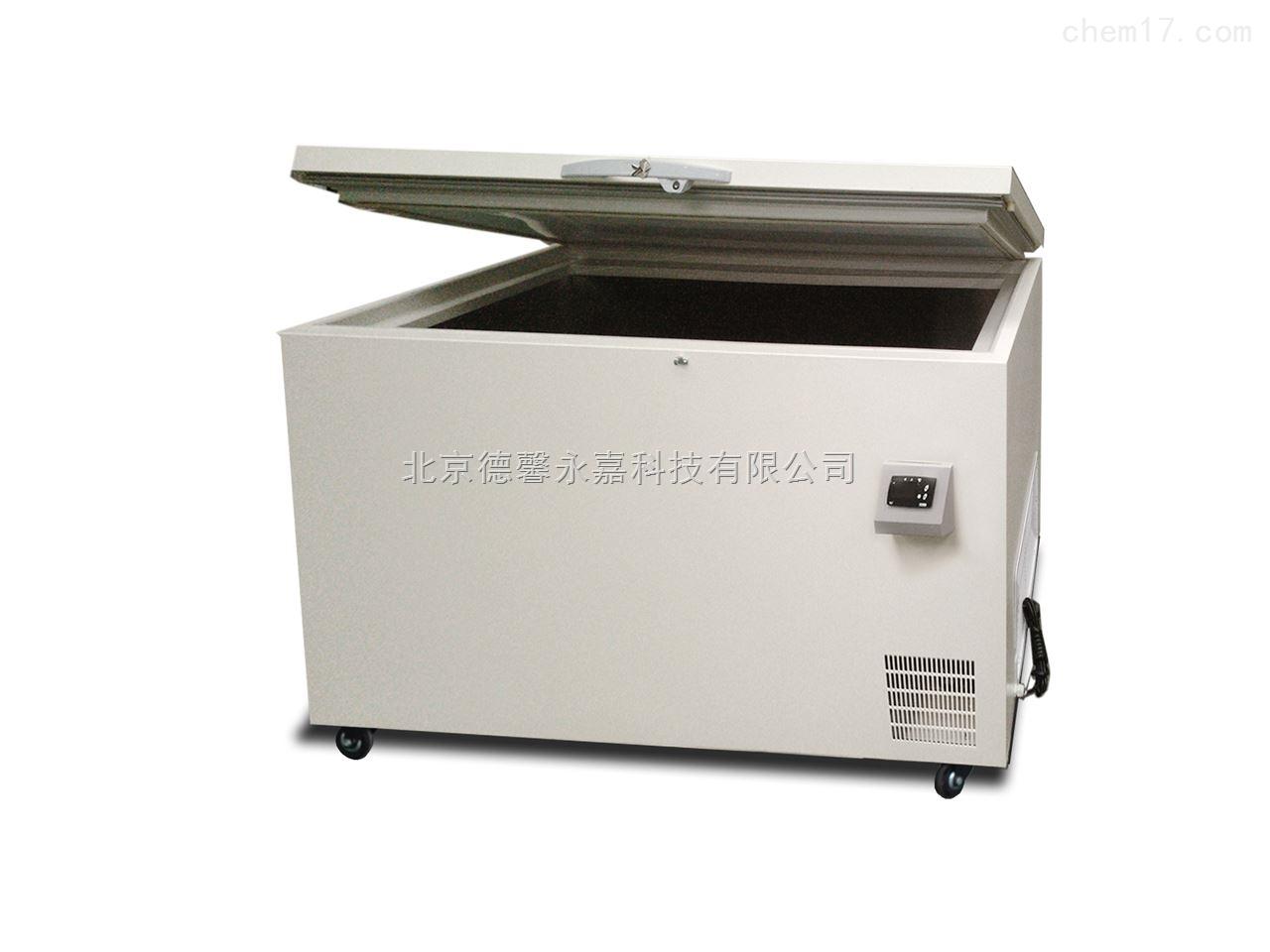 零下60度卧式低温冰柜金枪鱼专用保鲜冰柜