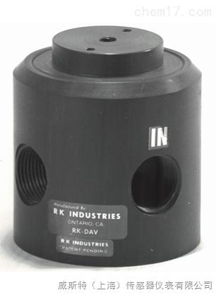 美国RK Industries空气阀现货供应