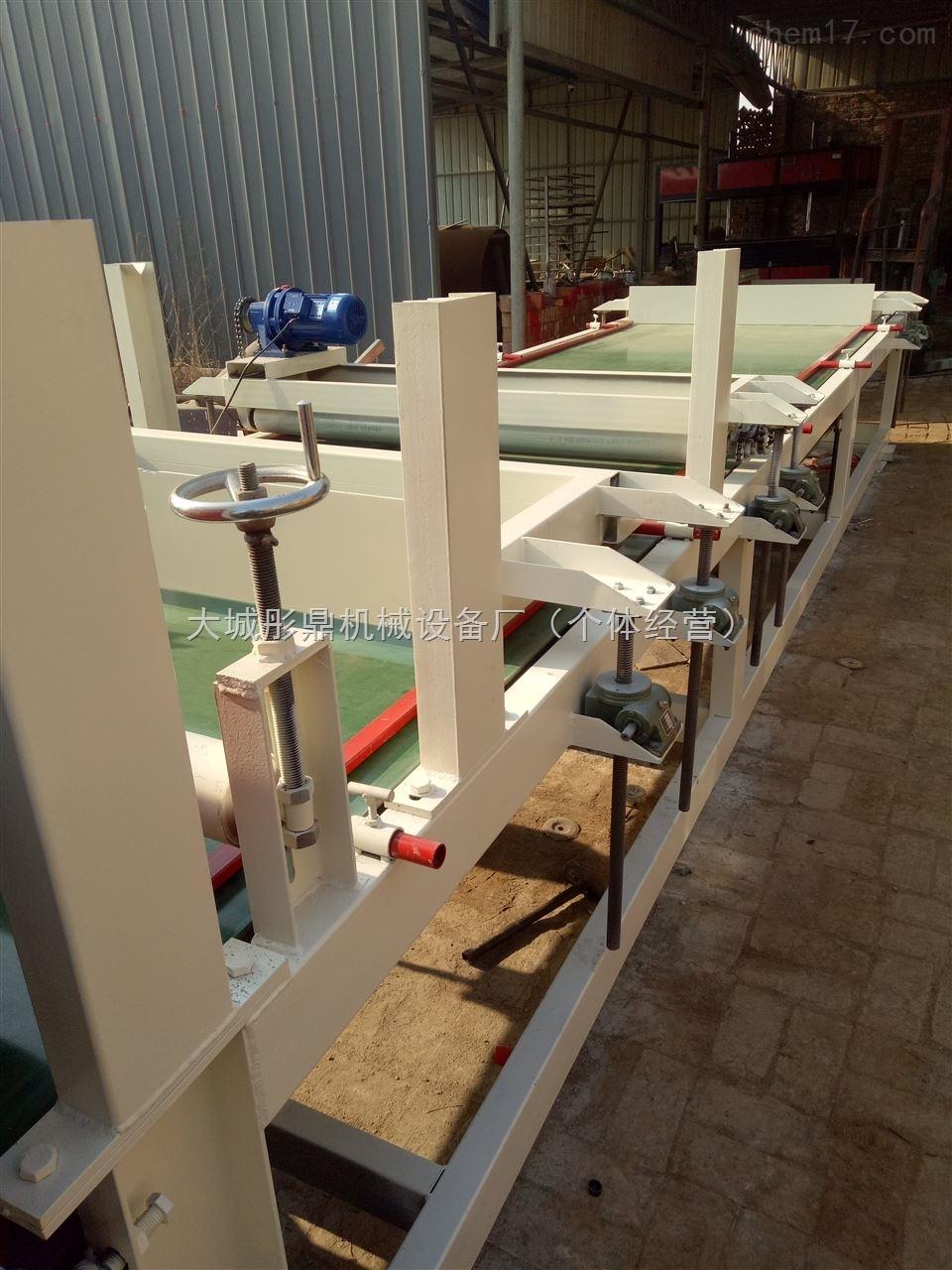 岩棉砂浆复合板生产线