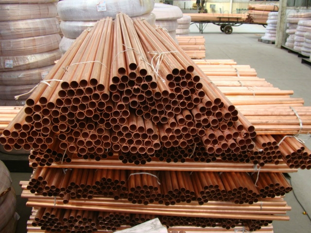 8*1 10*1空调铜管多少钱一米