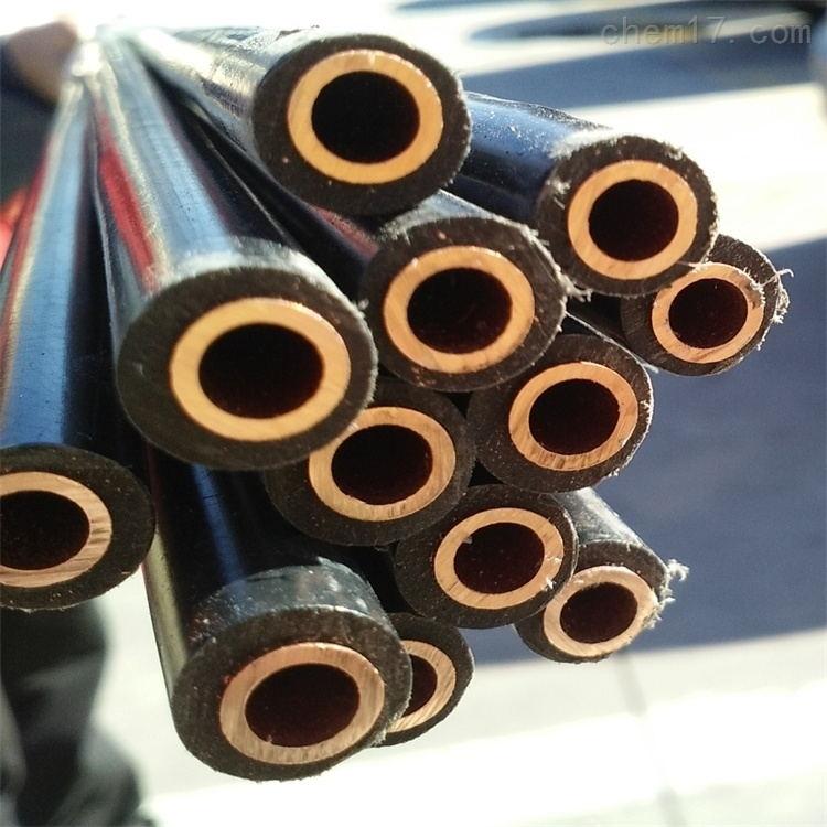 咸阳PVC护套紫铜管φ6*1、φ8*1、φ10*1