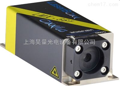 532nm单纵模激光器