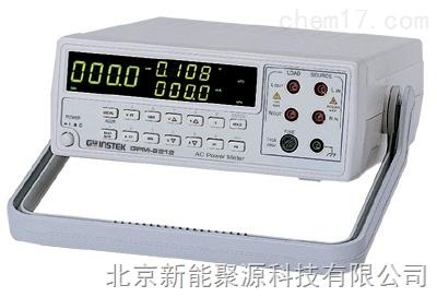 聚源GPM-8212交流功率計
