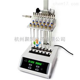 大连干式氮吹仪JTN100-3厂家直销