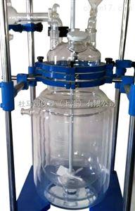 20L三层玻璃玻璃反应釜