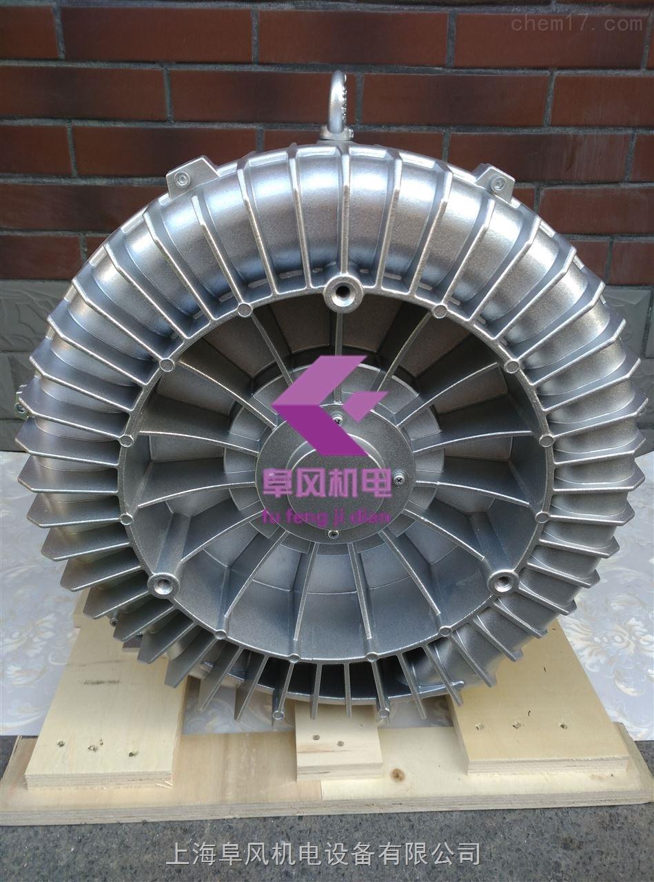 单叶轮环形高压鼓风机