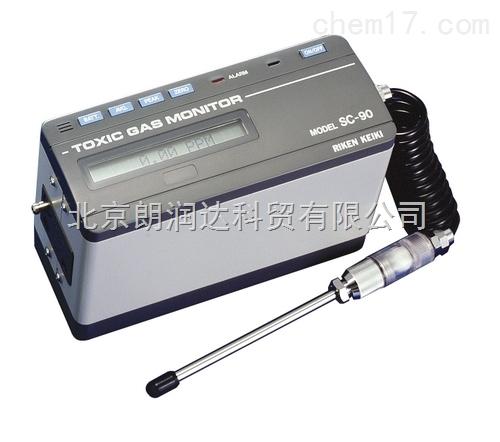 日本理研SC-90型便携式毒性气体检测器