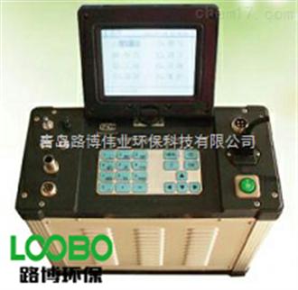 LB-70C低浓度烟尘烟气测试仪CO对SO2的干扰报告