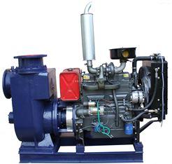 AYZSC柴油机式双吸自吸泵