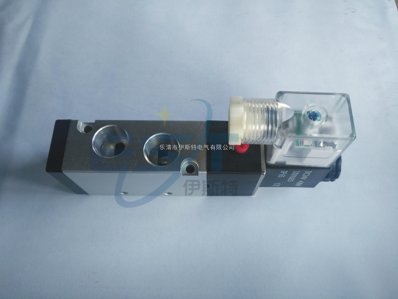 4v310-10二位五通3分电磁阀图片