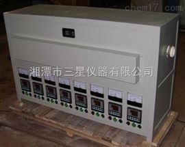 SKT-4-16-4B管式梯度电阻炉