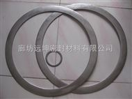 DN300山東金屬包覆墊片 不鏽鋼包覆石墨陶瓷墊片