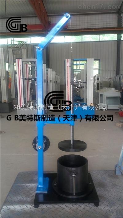 矿物棉容重测定仪-压板压力