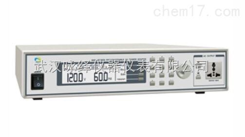 6600 系列可编程交流电源供应器
