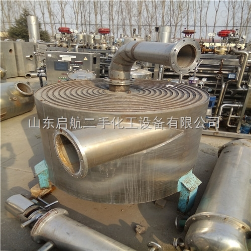 厂家供应二手螺旋板换热器