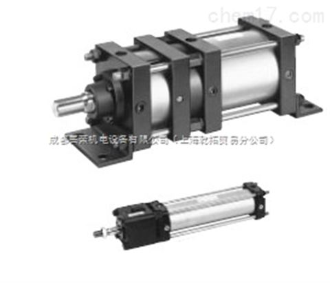 型号说明:cs2c125-150/smc标准气缸图片