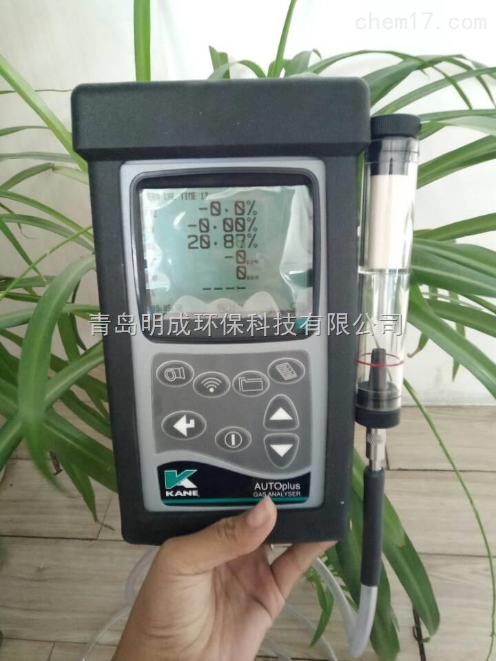 便携式英凯恩AUTO5-2汽车尾气分析仪