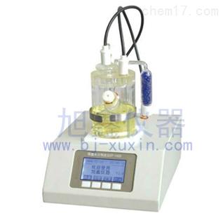 微量水分试验器