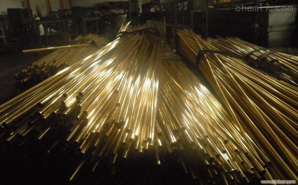 娄底70-1冷凝器黄铜管,船舶用Hsn70-1A铜管
