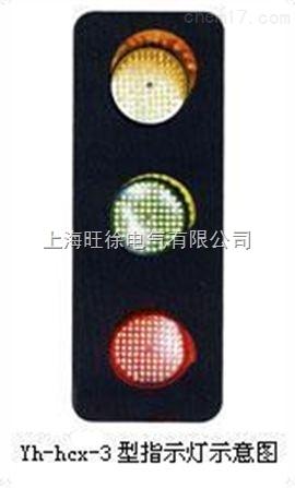 滑触线电压信号指示灯环保工程