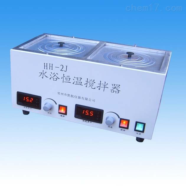 凯航水浴恒温搅拌器