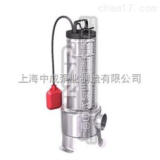 50QWS20-25-4KW矿用潜水污水泵