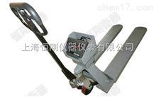 1T电子不锈钢叉车秤 计重电子铲车秤价格