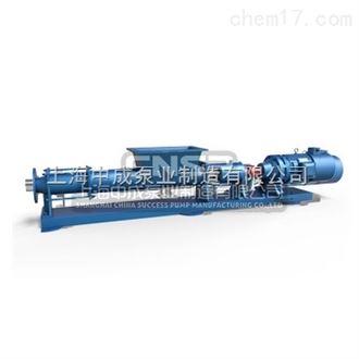 G35-1料斗式单螺杆泵
