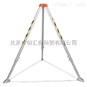 北京30m鋼纜輕質伸縮救援三腳架