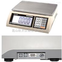 台衡惠而邦JW-45kg带RS232通讯电子桌秤价格