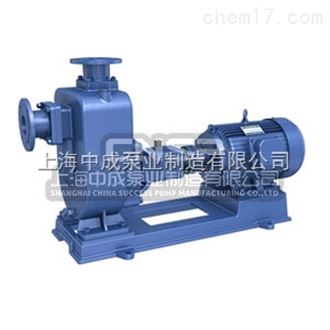 25ZW8-15 32ZW5ZW无堵塞自吸式排污泵