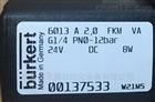burkert6013系列电磁阀00134251