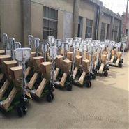 菏泽本安型叉车秤销售-2吨3吨防爆地牛称