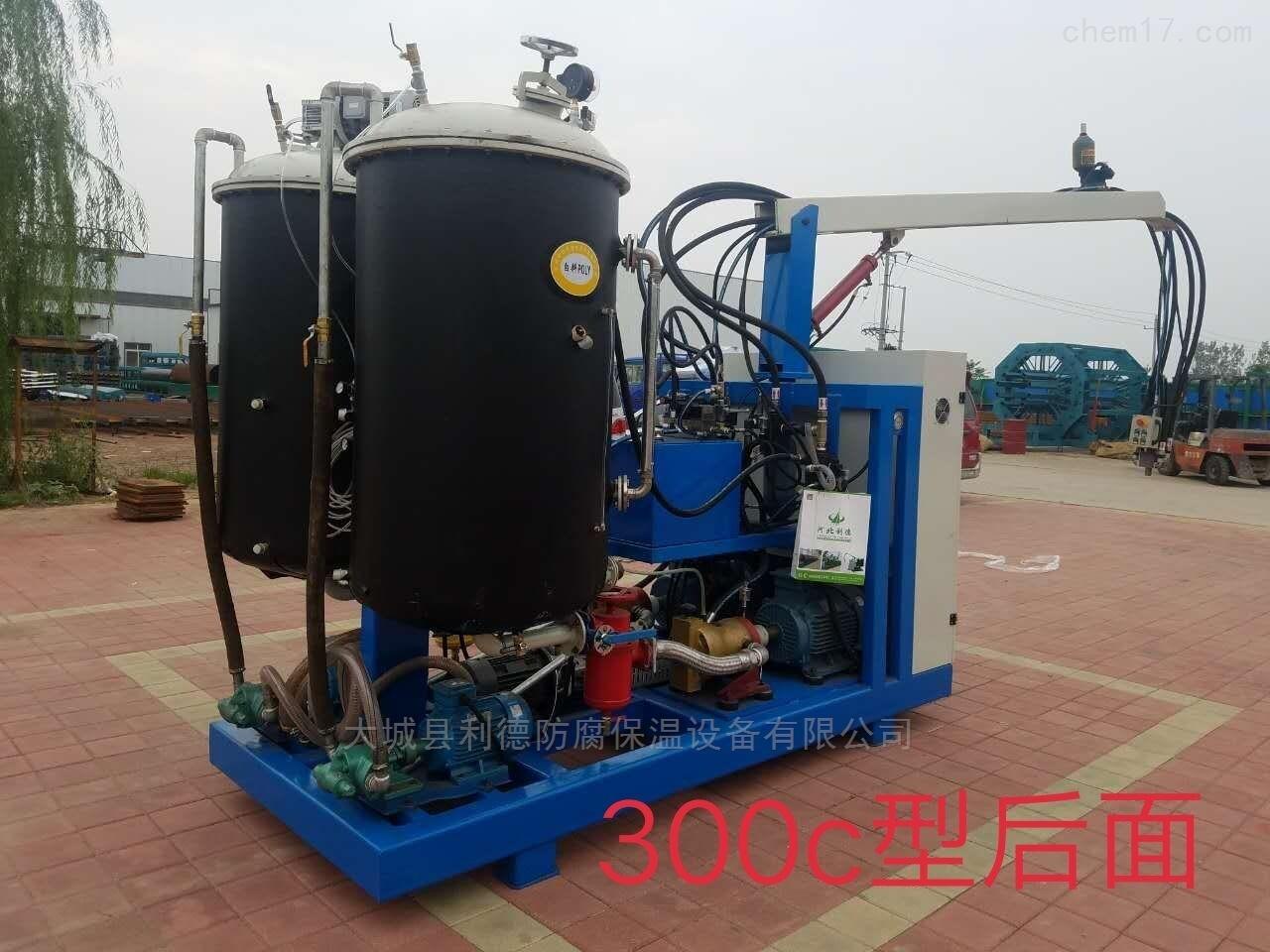 聚氨酯高压浇注机 CU型