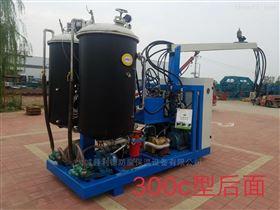 讲述聚氨酯高压发泡机厂家的发展理念