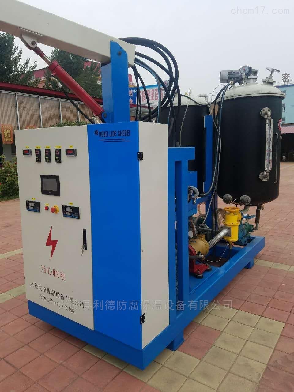 热力管道、聚氨酯高压浇注机价格便宜