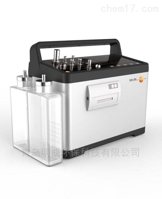 德德图 3008 - 烟尘采样器