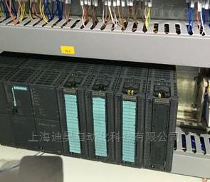 西门子CPU300模块BF红灯闪烁维修检测诊断