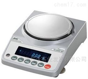 AND-FX-3000iWP分析天平可稱重含磁性的樣品