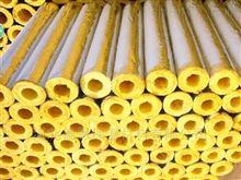 管道工程高密度玻璃棉保温管