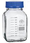 进口SIMAX方形广口玻璃试剂瓶 GLS80盖