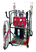 冷库保温高压喷涂机设备主要特点