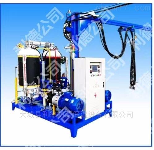 管道保温/发泡机型号分类