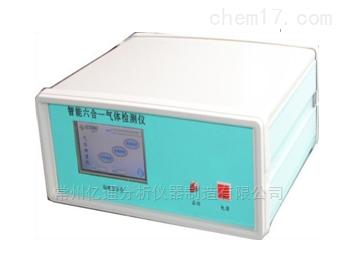 复合式气体分析仪器