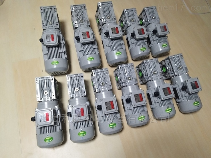 直销RV063-25-0.75KW蜗轮减速电机报价