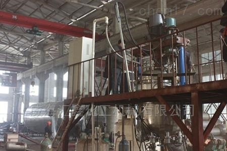 实验室精馏装置,精馏反应釜系统