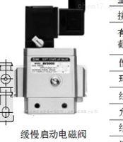 概述AV3000-03-5DB SMC 插座式 缓慢启动阀