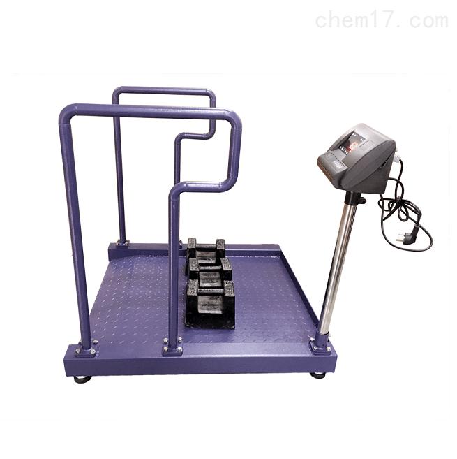 透析中心轮椅体重秤,透析医用轮椅秤厂家