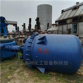 环保设备二手1-50立方不锈钢反应釜出售