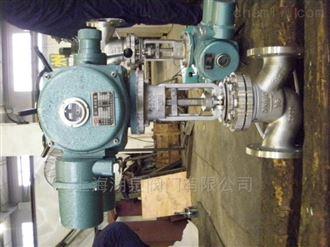 J961H\Y电动高温高压截止阀